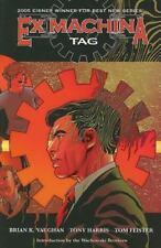 EX MACHINA: TAG Volume 2 TPB Brian K. Vaughan (Wildstorm Comics)