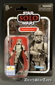 Star Wars TVC Vintage Collection Solo Stormtrooper Mimban VC123 Walmart Clone