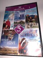 Brand New Sealed Hallmark Collection 5 Movie Collection DVD Box Set