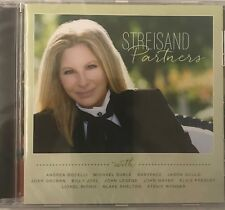Barbra Streisand - PARTNERS: DELUXE EDITION (CD) New Sealed