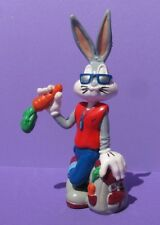 Loony Tunes Warner Bros Figur 9,5cm Bugs Bunny cool Bullyland vintage 90er