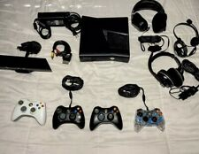 Microsoft Xbox 360 + Bundle Games And Controllers