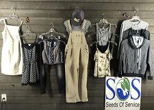Lot Of 12 Juniors Clothing H&M Mudd Gap Billabong Vs Aeropostale Xs/0 7014