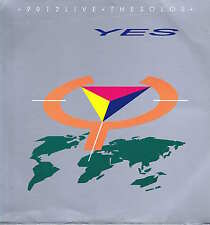 Yes – 9012Live The Solos – ATCO Records – 790 474-1 LP Vinyl Record