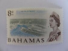 Elizabeth II (1952-Now) Cats Bahamian Stamps (Pre-1973)