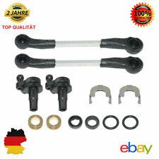 Rep.Satz Saugrohrklappe Saugrohr For Audi A4 A6 A8 Q7 VW 059198212 & 059129711
