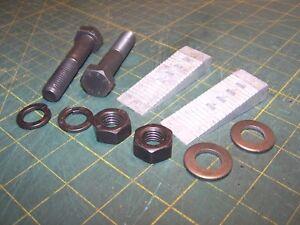 41-305 NORTHSTAR  14mm Bolt Camber Adjusting Wedge Kit Fits Dodge, Hyundai PAIR