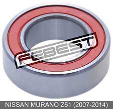 Ball Bearing For Front Drive Shaft 35X62X20 For Nissan Murano Z51 (2007-2014)