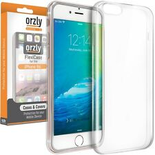 Orzly FlexiCase - iPhone 6 / 6s (4.7'') Protective Soft Gel Case Cover Shell