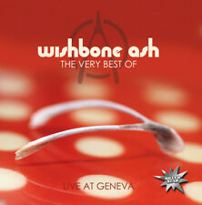 CD Wishbone Ash The Very Best Of  Live At Geneva
