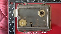 L119 Reclaimed Old Victorian Rim Lock / Door Latch
