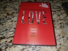 Christian Unconditional Love Documentary: Radical Stories. Real People - DVD