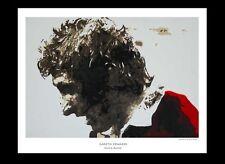GARETH EDWARDS: MUD & BLOOD -  FINE ART PRINT Signed by Artist