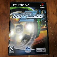 Need for Speed Underground 2 Ps2 Complete Black Label Tested Works