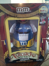 2013 Holiday Nutcracker Sweet M&M Chocolate Candy Dispenser Limited Edition NISP