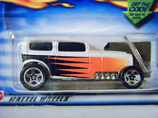 2002 HOT WHEELS - MIDNIGHT OTTO - 1/64 - 5SP's WHEELS VERSION