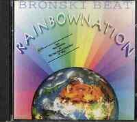 BRONSKI BEAT Rainbow Nation CD Usato Near Mint