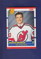 Martin Brodeur RC 1990-91 Score (CDN) Hockey #439