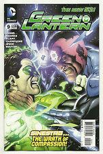 Green Lantern #9 Variant Unread Near Mint New 52