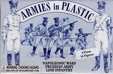 Armies in Plastic Napoleonic Wars Prussian Line Infantry 1/32 Scale 54mm
