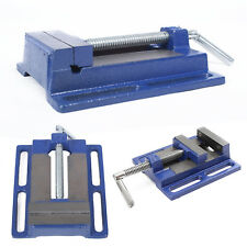 Nice Jaw Drill Press Pillar Vice Wood Clamp Cast Iron Heavy Duty Work Bench