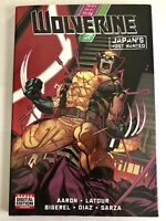 New! HC WOLVERINE Japan's Most Wanted HARDCOVER tpb Marv Comics FREE COMB. S/H