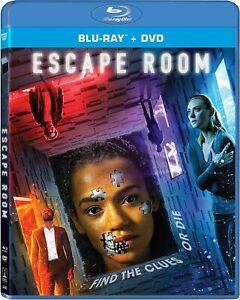 New Escape Room  - (Blu-ray/DVD Combo + Digital)