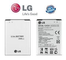 BATTERIA ORIGINALE LG BL-54SH PER LG G3 S D722 2540mAh 3.8V Li-Ion RICAMBIO BULK
