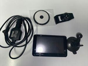 Garmin Nuvi 255W Bundle GPS Navigation Maps Car Charger Mount Bundle