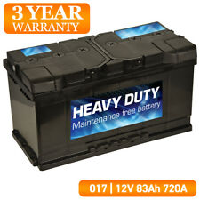 For Fiat Ducato - Car Battery 017 12V 90Ah 720A L:354mm H:190mm W:174mm