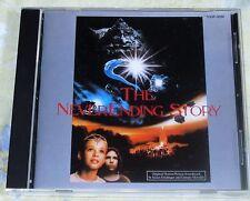 THE NEVERENDING STORY (K.Doldinger/G.Moroder) rare original mint Japan cd (1991)