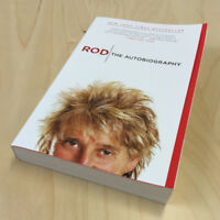 Rod Stewart The Autobiography Paperback - Rod Stewart (, Book New)