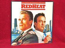 OST LP RED HEAT JAMES HORNER 1988 VIRGIN MOVIE MUSIC  SEALED