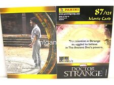 Doctor Strange Movie Trading Card - 1x #087 Movie Card-TCG