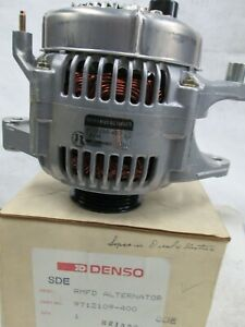 Genuine Denso 9712109-400 Alternator 120 Amp Dodge/Chry/Ply 2.2, 2.5 1988-89