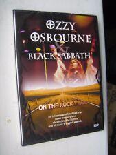 Black Sabbath - Ozzy Osbourne - On The Rock Trail DVD 2006 New  Sealed FREEPOST