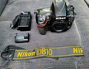 Nikon D810 FX 36.3MP Digital SLR Camera