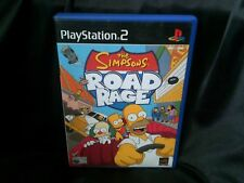 The Simpsons Road Rage, Playstation 2 Game, Trusted Ebay Shop