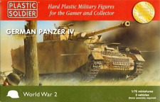 WW2V20002 -20MM GERMAN PANZER IV- PLASTIC SOLDIER COMPANY 1/72