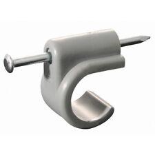 CLIPS General&Abrazaderas - 22mm uñas en Clip (Gris) Clavo 2.5x50 13-01423