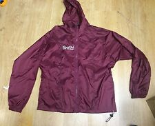 Kooga Made For Rugby  Jacket Pac A Mac 42 Chest Rrp 28.99 Mar Rain Jacket