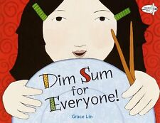 Dim Sum for Everyone! by Grace Lin (2003, Paperback, Picture Book)