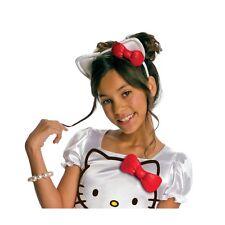Hello Kitty Costume Headband Kids to Adult Halloween Fancy Dress