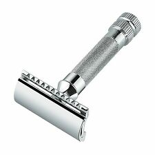 Merkur 34C pesados doble filo Safety Razor (34C)
