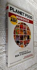 PLANET FOOD - MOROCCO – DVD, REGION-ALL, NEW AND SEALED, FREE POST IN AUSTRALIA