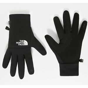 The North Face Etip Recycled Glove Tnf Black Gloves Running Bike City Ski Sn