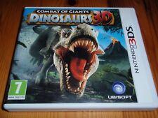 Combat of Giants: Dinosaurs 3D for Nintendo 3DS