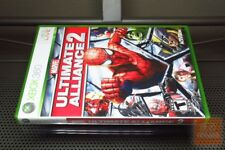 Marvel: Ultimate Alliance 2 (Xbox 360 2009) FACTORY SEALED! - EX!