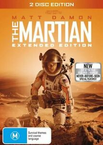 The Martian - Extended Cut DVD