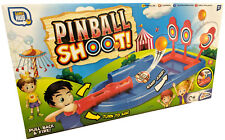 Flipper Shoot Tabletop 2 Player Family Fun Target Shooting Game Kids R03-0416